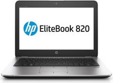 "HP EliteBook 820 G3 i5-6200U 12.5"" HD-SV"