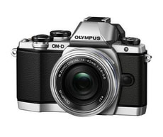 OMD E-M10 Systemkamera