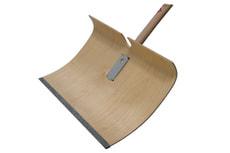 Schneeschieber FSC® Sperrholz