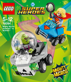 Lego S-Hero 76094 Supergirl Vs.Brainiac