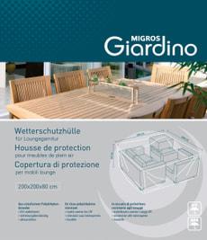 Housse de protection pour salon de plein air