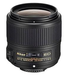 Nikkor AF-S FX 35mm f/1.8G ED Normalobjektiv
