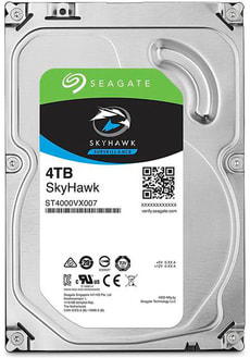 "SkyHawk HDD - 3.5"" SATA 6Gb/s - 4To"