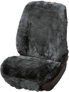 Lammfell anthrazit