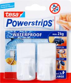 Powerstrips Waterproof Haken wave