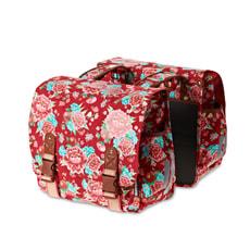BLOOM-DOUBLE BAG SCARLET RED