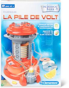 Galileo La Pile de Volt (F)