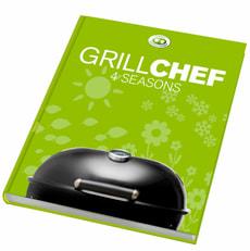 Livre de cuisine «Grillchef 4 Seasons» (Allemand)