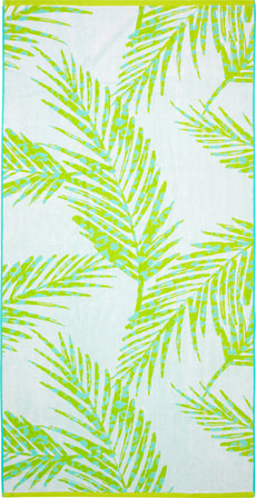 Strandtuch Palm leaf