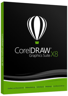 Draw Graphics Suite X8 - PC Vollversion