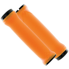 Lovehandle Grips lock-on orange