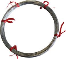 Fil de fer, Longueur 50 m / ø 0.5 mm