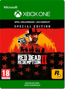 Xbox One - Red Dead Redemption 2 - Special Edition