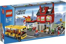 09/10 LEGO CITY 7641