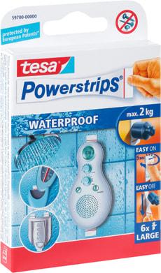 Powerstrips Waterproof strips large