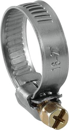 Schlauchbriden Ø16-27mm, 4Stk.