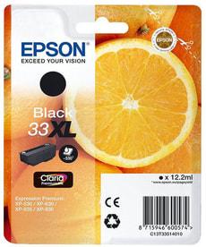 33XL Claria Premium  schwarz