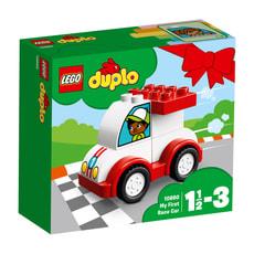 Lego Duplo 10860 Auto Da Corsa