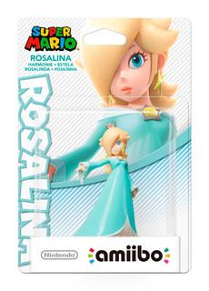 Amiibo SuperMario Rosalina