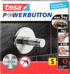 Powerbutton Haken Universal small