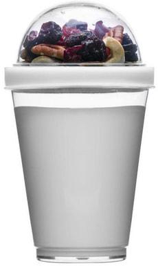Contenant pour le yaourt blanc