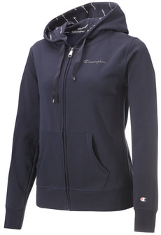 Legacy Women Hooded Full Zip Sweatshirt