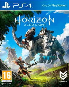 PS4 - Horizon Zero Dawn