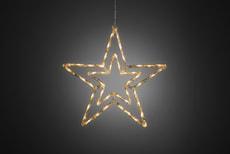 Etoile à LED Acrylique exterieure