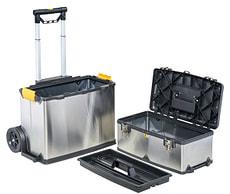 Rollbares Werkzeugkoffer-Set