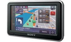 L-Nav. Sony NV-U73TC