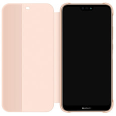 View Flip Cover Pink P20 lite