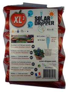 SOLAR DRIPPER XL 6 pcs.
