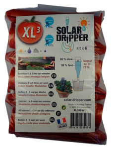 SOLAR DRIPPER XL 6pcs.