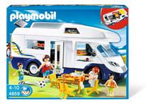 PLAYMOBIL FAMILIEN-WOHNMOBIL 4859