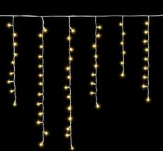 LED Lichtvorhang, 2x 1 m