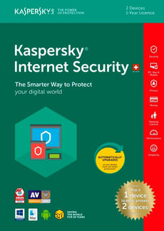 PC/Mac/Android - Internet Security Limited Edition (2 PC) (D/F/I)