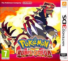 3DS - Pokémon Rubis Oméga