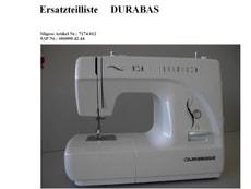Sewing machine à coudre
