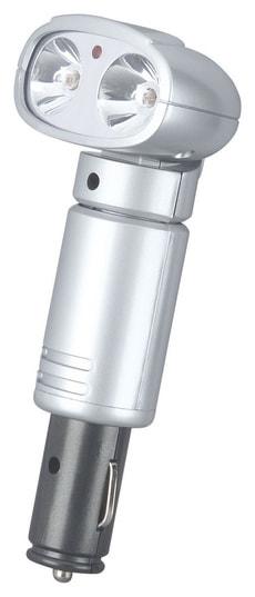 MIOCAR LAMPE MIT ALU-DEKOR