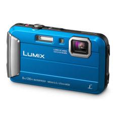 FT30 Blau Kompaktkamera