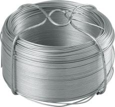 Bobine de fil de fer lastifié, zinguer