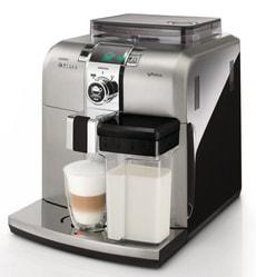 H15191 Syntia Cappuccino Black - HD8839/11 Kaffeevollautomat