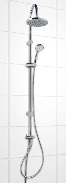Duschsystem Miranda LED