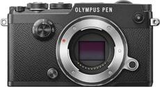 Olympus PEN-F Body Systemkamera schwarz