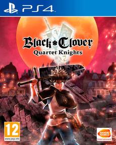 PS4 - Black Clover: Quartet Knights
