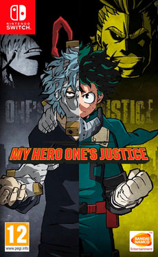 NSW - My Hero One's Justice