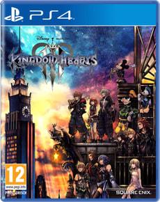 PS4 - Kingdom Hearts 3