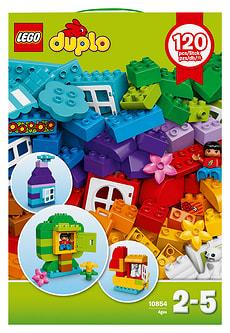 Lego Duplo Kreativ-Steinebox 10854