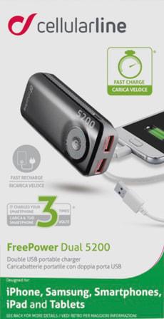 Free Power Dual 5200