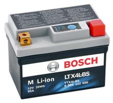 Motorradbatterie Li-ion 20 Wh LTX4L-BS
